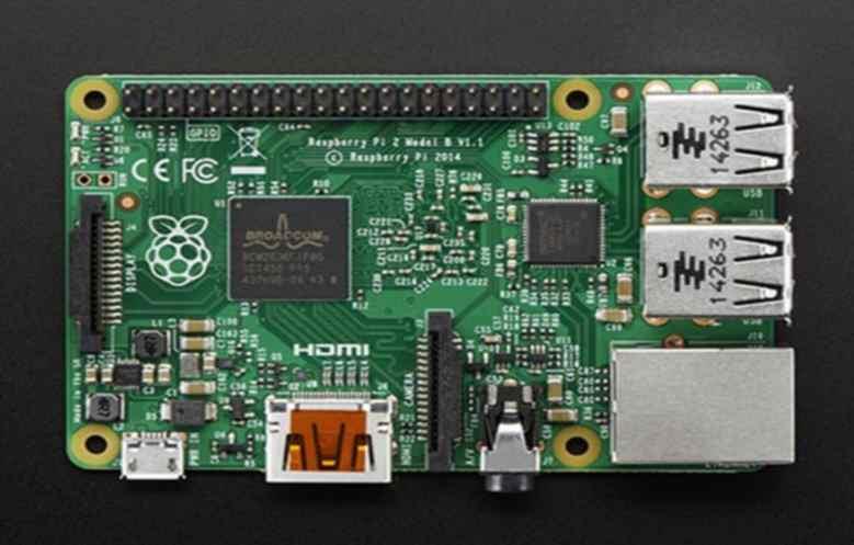 Raspberry Pi Versions